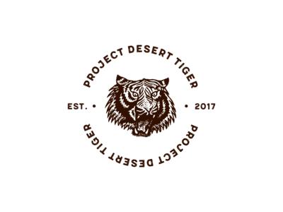 Project Desert Tiger Logo