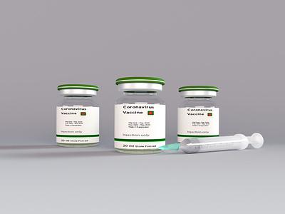 Corona Vaccine covid19 coronavirus coronarender max model injection vaccine corona