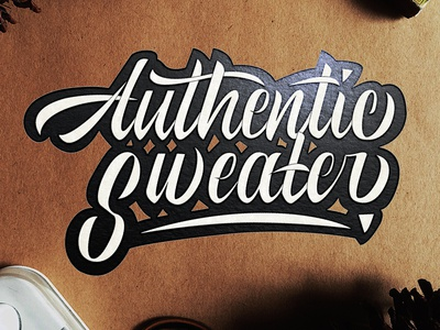 Authentic Sweater