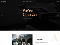 Charger customs free psd template