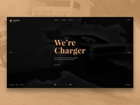 Charger Customs - Free Psd