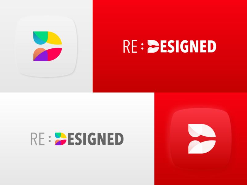 Re: Designed - YouTube Channel Artwork design branding logo