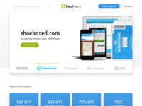 Deal Nerd - Home Page
