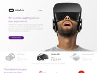 Slideshow for VR Site