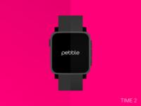 Pebble - Time 2