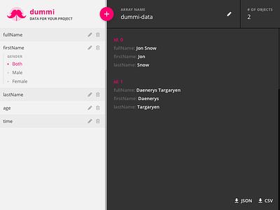 Dummi - UI Update material material design ux web design ui dummi