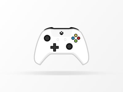 Xbox Control control video games xbox icon illustration