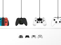 Console controls