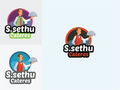 Cateres Logo Design