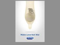 Durex print ad concept