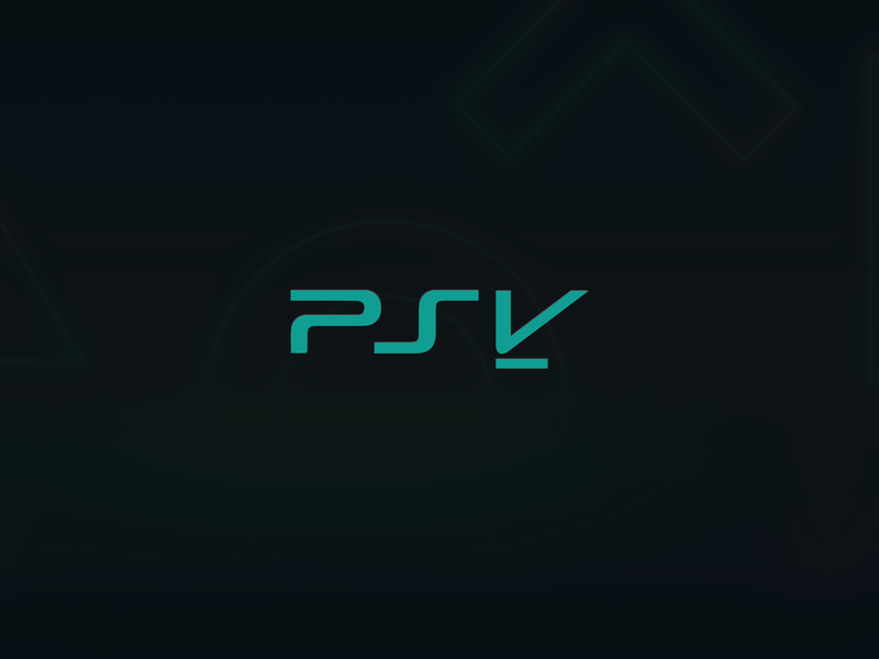 PlayStation 5 - Logo Redesign :) redesign nikstudio illustration logo concept sony playstation5 playstation ps5