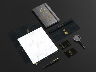 stationery branding paper envelope business card stationery illustrator design photoshop
