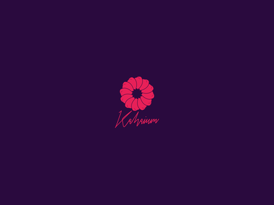 Creative Flower logo and icon design