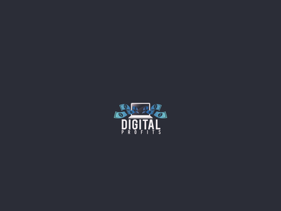Digital Profit Logo Design