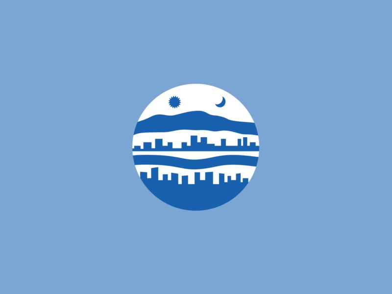Sticker for Zagreb