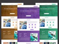 Klinik - HTML5 & CSS3 Responsive Template for Clinic