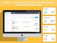 Klinikal - Appointment & Patient Data Management