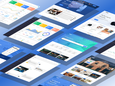 APEZ - multipurpose template calendar project invoice client startup envato web ui themeforest css3 html5 photoshop