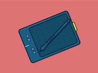 Pen Tablet- Designers' Favorite Tool
