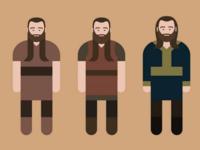 Evolution Duc Rollo Lothbrok