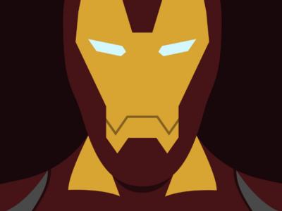 Iron man graphicdesign teamstark ironman