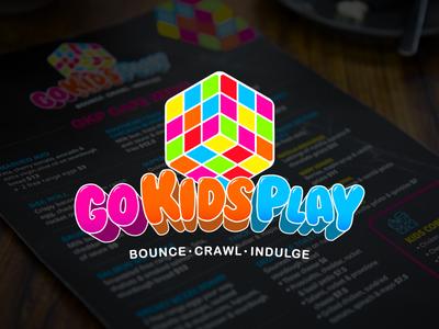 Go Kids Play Brand Identity Project