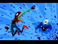 """Into the spider verse"" - Spiderman - Miles Morales"