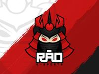 Rão e-Sports | Mascot Logo Design