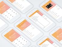 Tydertoken Ico Walet Apps Design