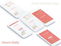 Doors Daily Food Delivery App