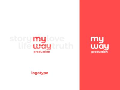 my way production branding