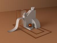 Set Design Study 01