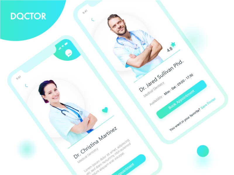 Doctor's Profile