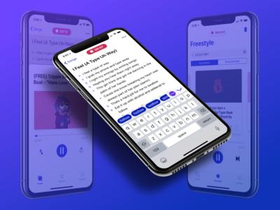 RhymePad (iOS app)
