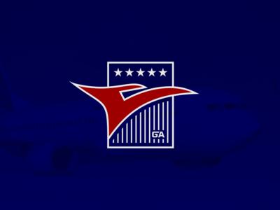 Garuda Indonesia - badge concept