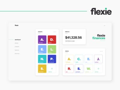 flexie finances - Financial Management Platform