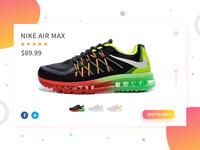 Customize Product UI