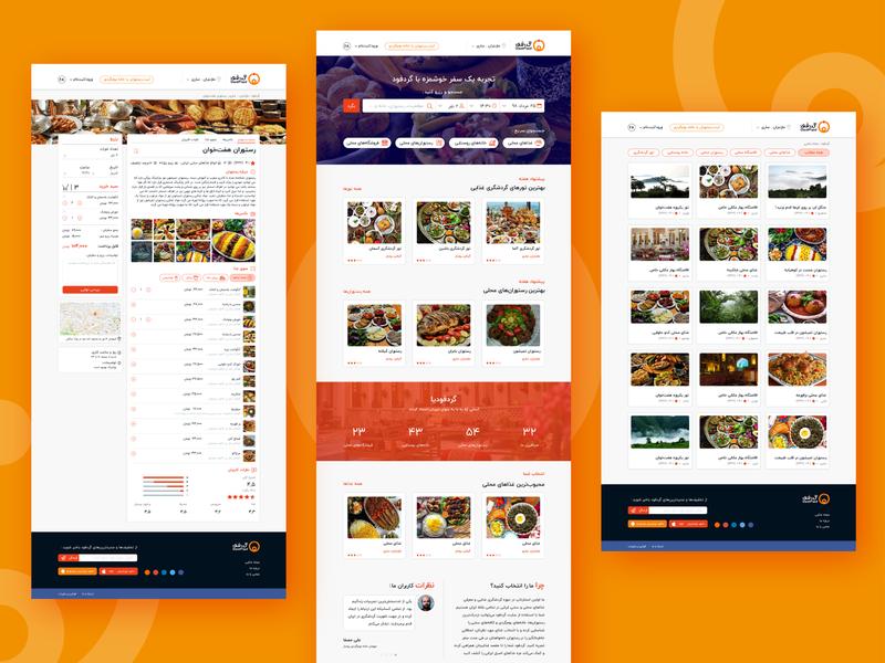 Gerd Food web