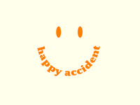 Happy Accidents Branding