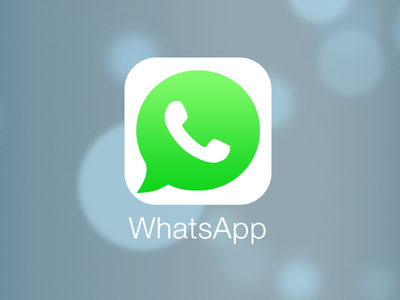 WhatsApp whatsapp icon ios7
