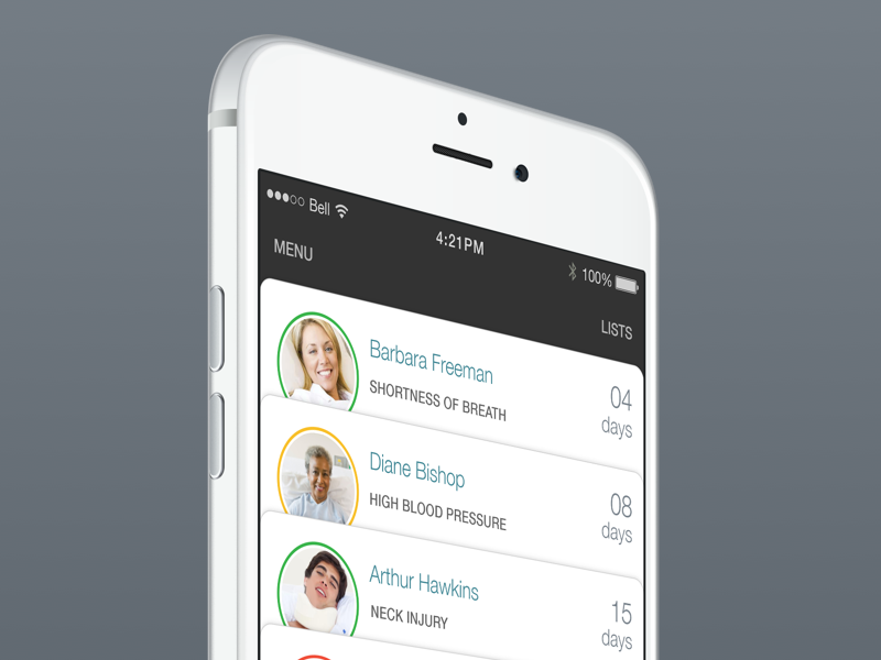 Healthcare App medical hospital healthcare