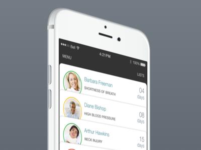 Healthcare App medical hospital healthcare