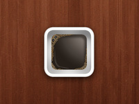 iOS Coffee Icon