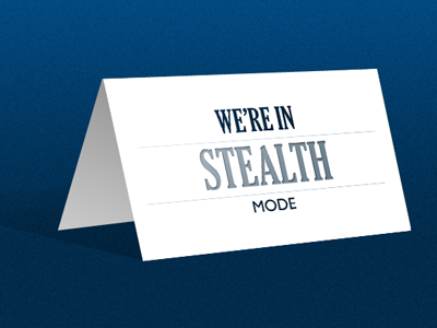 Stealth Mode stealth noise