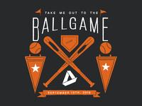 Take Me Out To The Ballgame