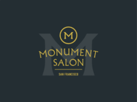 Monument logo lockup monument logo lockup monument logo lockup