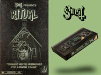 Ghost - Ritual [VHS]