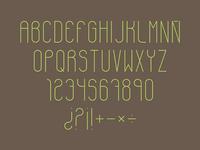 AM Font Complete