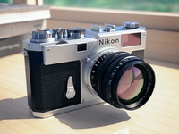 Nikon S3 Render