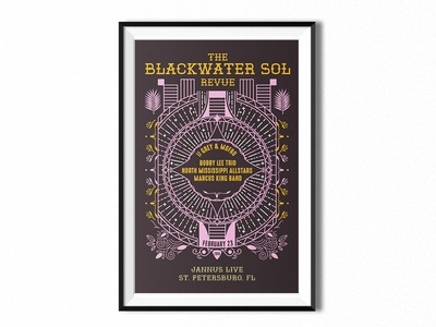 The Blackwater Sol Revue